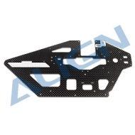 Heli Part, Trex470L Carbon Main Frame (L)