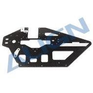 Heli Part, Trex470L Carbon Main Frame (R)