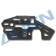 Heli Part, Trex500 Pro Carbon Main Frame (R) 1.6mm