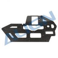 Heli Part, Trex500XT Carbon Main Frame (L)