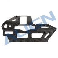 Heli Part, Trex500XT Carbon Main Frame (R)