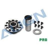 Heli Part, Trex 600 Pro Main Gear Case Set