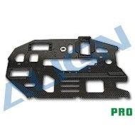 Heli Part, Trex600 Pro Carbon Main Frame (R) 2mm