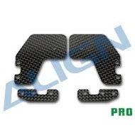Heli Part, Trex600 Pro Frame Brace Set (CF)