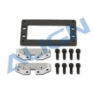 Heli Part, Trex600XN Rudder Servo Mount Set