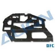 Heli Part, Trex700 DFC Carbon Main Frame (R) 2mm