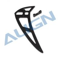 Heli Part, Trex700X Carbon Fiber Vertical Stabilizer