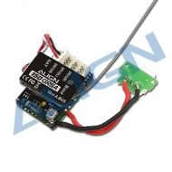 Heli Part, Trex150 GRS Flybarless System Set A-Bus