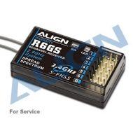 Receiver, Align R6GS 6ch S-FHSS