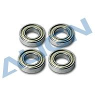 Bearing,  d10xD19x5mm (6800ZZ) x4