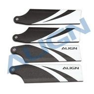 Heli Part, Tail Blade 74mm