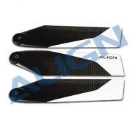 Tail Blade, Align CF 120mm 3-Blades