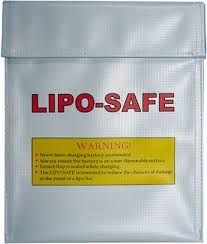 Lipo Bag, 180mmX220mm