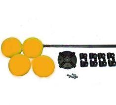 Heli Training Kit, D40mm L250mm Orange