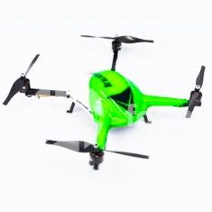 Invertix 400 3D Multicopter Combo Green