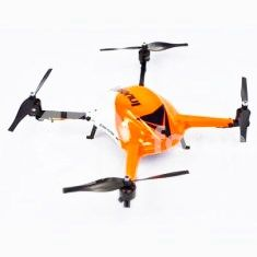 Invertix 400 3D Multicopter Combo Orange