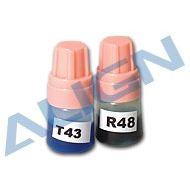 Thread Lock, Holdtite Anaerobics Retainer T43/R48