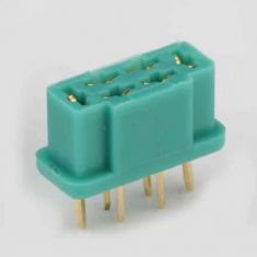 Connector, MPX 6-Pin Female