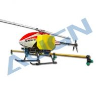E1 Auto-Navigation Agricultural Helicopter