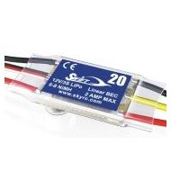 ESC, SkyRC Swift 20A 3S BEC 5V/2A