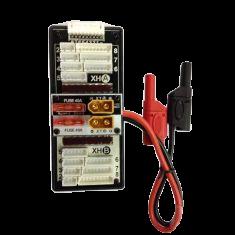 Parallel Adptor, Dual Port Safe 2-8S