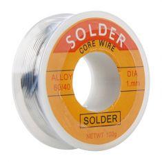 Solder Wire Dia 1mm 100g