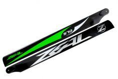 Main Blade, Zeal 570mm Green