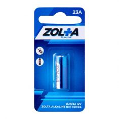 ZOLTA Alkaline 23A 12V (1 Per Pack)