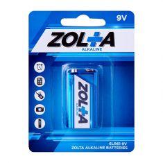 ZOLTA Alkaline 9V (1 Per Pack)