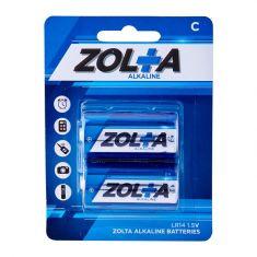 ZOLTA Alkaline C 1.5V (2 Per Pack)