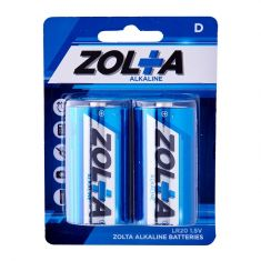 ZOLTA Alkaline D 1.5V (2 Per Pack)